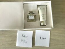 Dior VIP GIFT Dior Miss Dior perfume EDP 5 ml & body milk 20 ml
