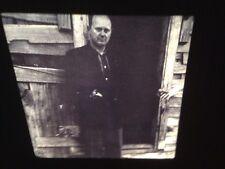 "Robert Meatyard ""Man With Hook Arm"" American Photography 35mm Slide"