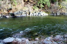 Top Notch Placer 26.36 Acre Unpatented Placer Gold Mining Claim Downieville, CA