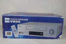 Seg vr50 6-TESTA VIDEO RECORDER VIDEOREGISTRATORE VHS * New/Nuovo *