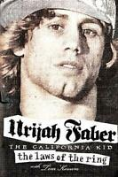 The Laws of the Ring by Urijah Faber (English) Paperback Book Free Shipping!