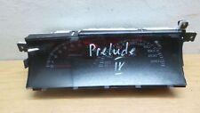 Tacho Kombiinstrument Honda Prelude IV  SSO 78100-G700 D18  HR0162 018