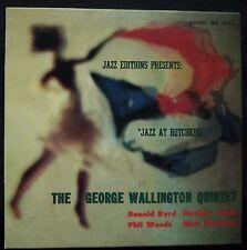 George Wallington Quintet – Jazz At Hotchkiss Cd Japan 1996 20 Bit Master