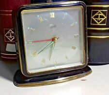 1900's SCHATZ GERMANY TABLE ALARM CLOCK