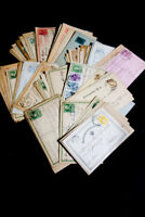 Austria Stamps Early Selection 1800's 100+ mint/ Used Postal Cards