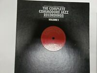 The Complete Commodore Jazz Recordings Vol.1 Mosaic Records 23 LPS (FC36-1-K)