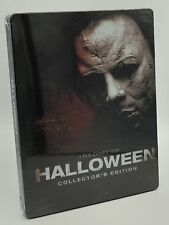 Halloween [2007] (Blu-ray Disc, 2018; 2-Disc Unrated Collector's Ed. SteelBook)