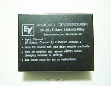 EV / Electro Voice AMCX1 Crossover Module -- TX2