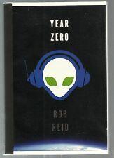 Year Zero by Rob Reid ARC Advance Reading Copy PB