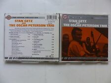 CD ALBUM STAN GETZ and the oscar peterson trio 827826 2