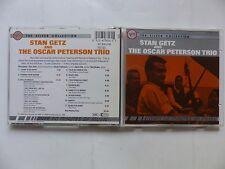 CD ALBUM STAN GETZ and the oscar peterson trio 827826 2