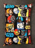 "Beautiful Handmade Star Wars Accent - Throw Pillow 14"" x 10"""