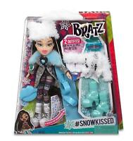 Bratz #SnowKissed Doll- Jade With 2 Outfits NEW