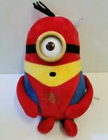 Avengers Spiderman Despicable Me Minion 9 inches  Plush stuffed toy Suction cup