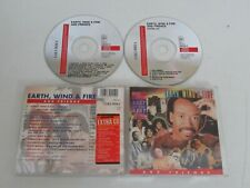 VARIOUS/EARTH WIND & FIRE AND FRIENDS(COLUMBIA 4805559) 2XCD ALBUM