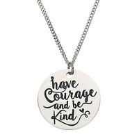 Inspirational Motivational Pendant Necklace, Inspirational Jewelry & Gifts