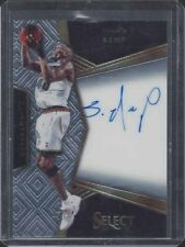 SHAWN KEMP 2016-17 SELECT SUPERSONICS ON CARD AUTO #D 64/149