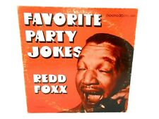 "1969 Redd Foxx ""Favorite Party Jokes"" DTL-847 Vinyl LP"