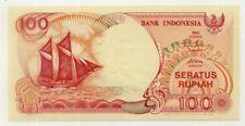 INDONESIE . 100 RUPIAH . 1992. BATEAU