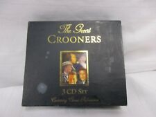 The Great Crooners [Redx] [Remaster] by Various Artists (CD, Sep-1999, Redx)