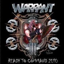 Ready To Command 2010 von Warrant (2017)