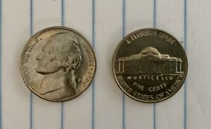 1960 P (Roll) Uncirculated Jefferson Nickels