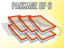 AIR FILTER AF5043 FOR FORD E-350 E-450 E-550 SUPER DUTY 7.3L PACKAGE OF 6