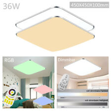 18w - 96w LED Ceiling Down Light Panel Lamp Wall Kitchen Fitting Light Bedroom 36w Coolwhite