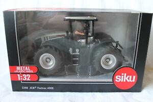 Siku 3288 JCB Fasttrac 4000 Blackline Edition 1:32