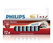 PHILIPS AA 1.5vV Extra DURADERO LR6 Baterías Batería Alcalina - 36 Paquete