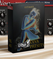 18.000 U-he Diva Synthesizer Presets - FL/Ableton/Logic - Premium Quality