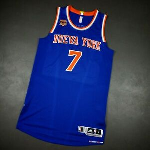 100% Authentic Carmelo Anthony Nueva York Knicks Game Jersey Size L+2