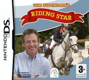 Nintendo DS game Tim Stockdale's Riding Star EN GER boxed
