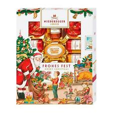 Niederegger Small Marzipanerie Flavoured Marzipan Assortment Christmas Box 182g