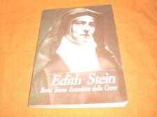 edith stein beata teresa benedetta della croce 1987