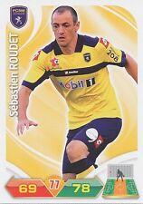 SEBASTIEN ROUDET FC.SOCHAUX TRADING CARDS ADRENALYN PANINI FOOT 2013