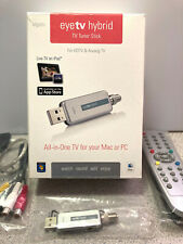 Elgato EyeTV Hybrid USB TV Tuner Stick MAC OS 10.5.8-10.13.6 Windows 7