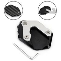 CNC Moto Side Stand Extension Kickstand Enlarger Plate For BMW F750GS 2018-19 T5