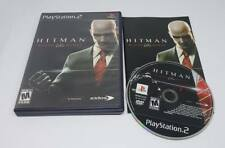 Hitman Blood Money Game for the PlayStation 2 PS2 Complete.