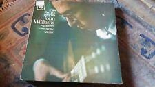 "John Williams,""CBS Records Presents""  Rare vinyl LP"