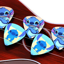 2x Stitch Guitar Picks/Plectrums