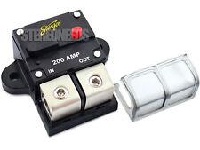New Stinger Sgp90200 High Performance 200 Amp Terminal Circuit Breaker