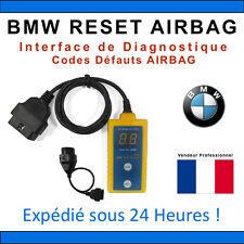 RESET BMW AIRBAG - Réinitialisation AIRBAG pour BMW - INPA BMW SCANNER ICOM