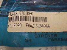 FORD MERCURY  NOS F6AZ-16K689-AA 93-97 hood strike plate FREE SHIPPING