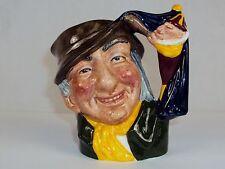 """Toby Character Jug (Small) ~""""Punch & Judy Man"""" ~ Royal Doulton, 1963, #9120140"""
