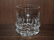 6 Wiskey Whiskey Double old Fashion 10cm Hold Fast von Rosenthal