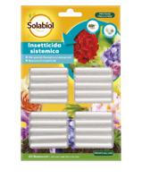 Solabiol insetticida bastoncini Lizetan Pin protezione piante SISTEMICO 20 pz