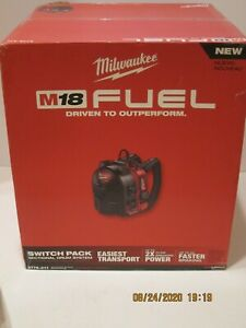 MILWAUKEE 2775-211 M18 FUEL SWITCH PACK  DRUM KIT FOR 5/16-5/8 CABLE NISB F/SHIP