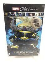 Thanos Rising MARVEL SELECT EDITION Marvel Comics HC Hard Cover New Sealed