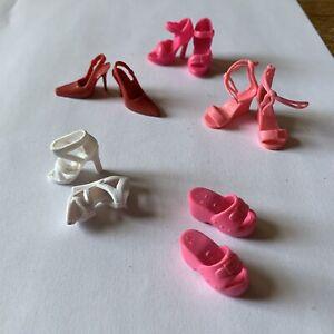 Barbie Shoes (Bundle of 5)